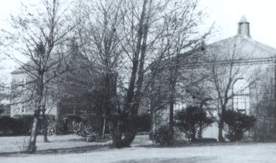 The old pumping station, with the Engineer's house adjacent, taken from the sadly defunct Webster's Local History site
