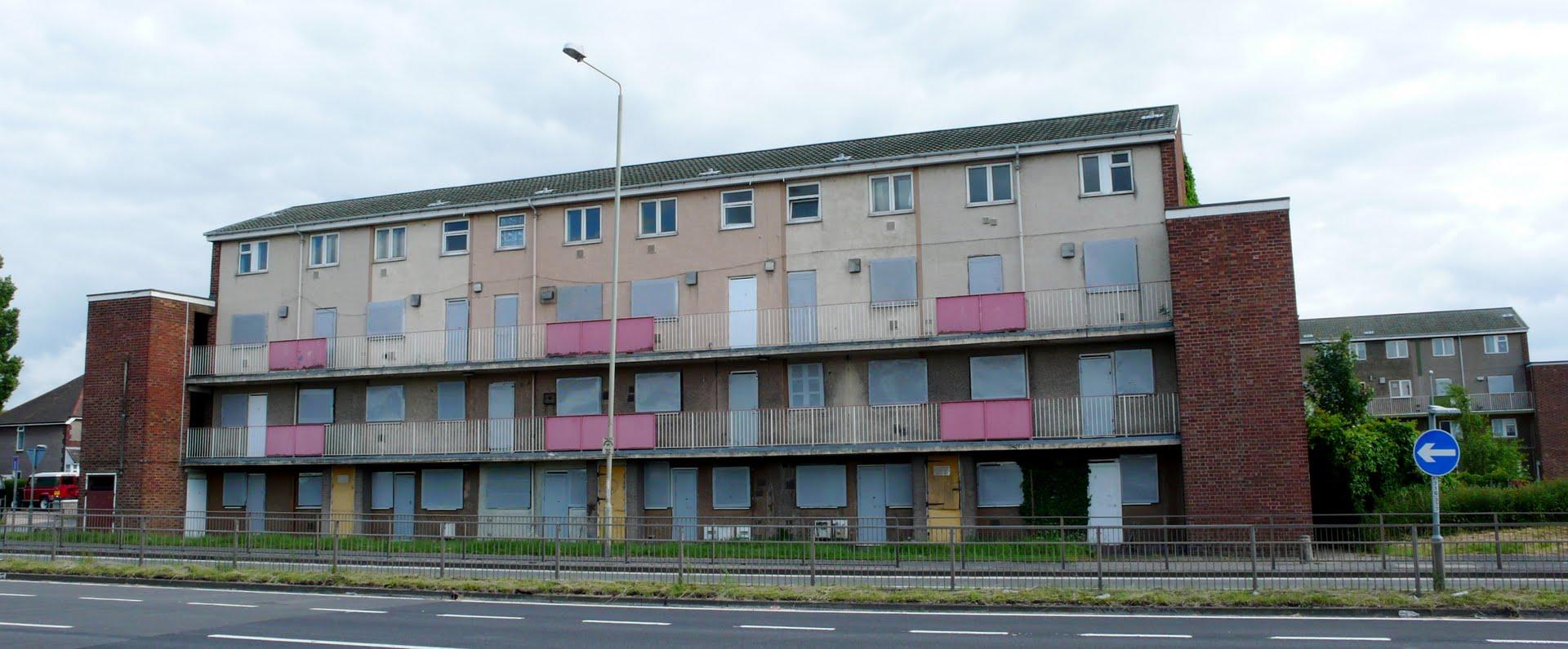 New Build Flats Nottingham