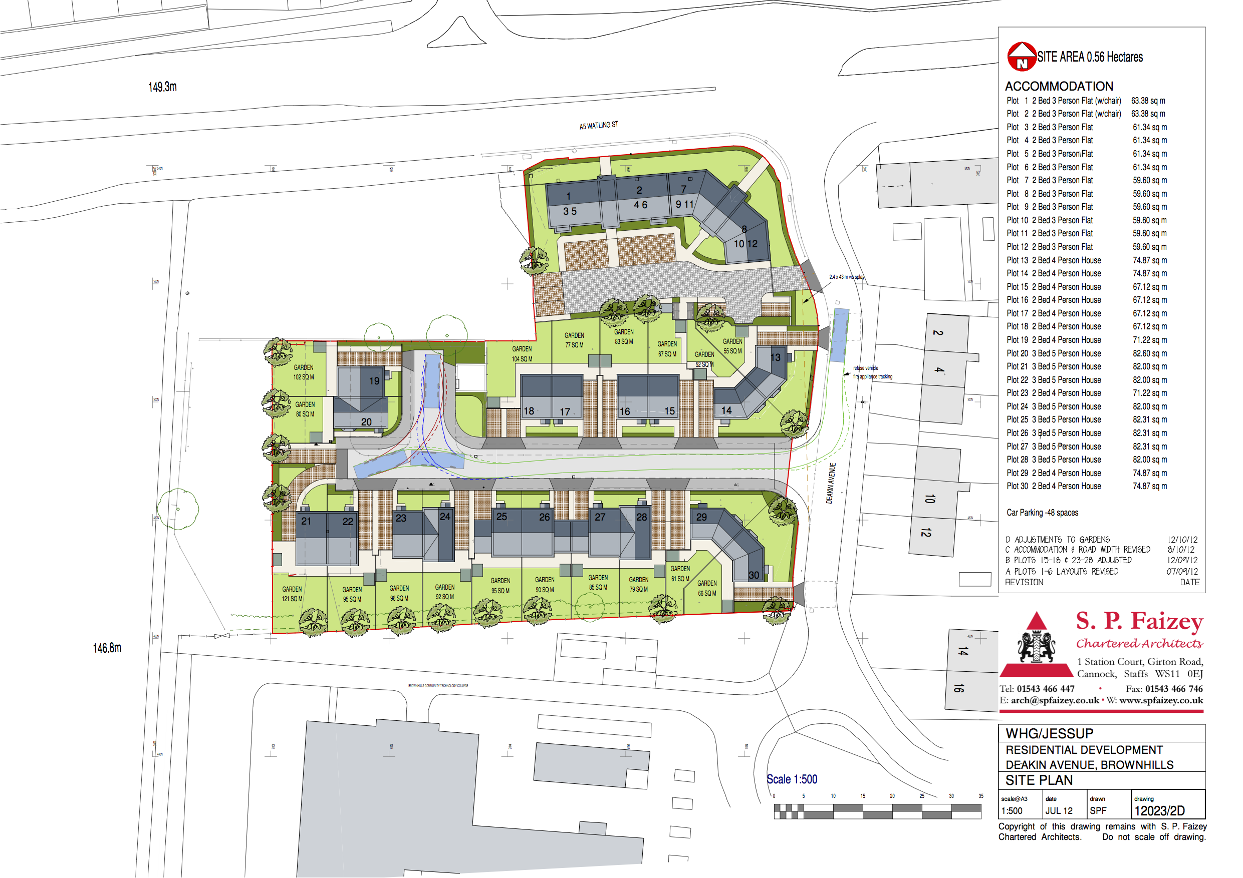 New homes planned for brownhills brownhillsbob 39 s for Planner site