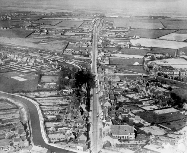 WALSALL_WOOD_ARIAL_PHOTO