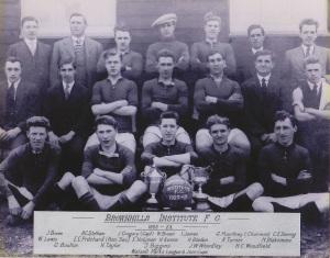 Brownhils FC 1922-3