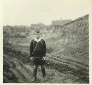 castlefort road 1952