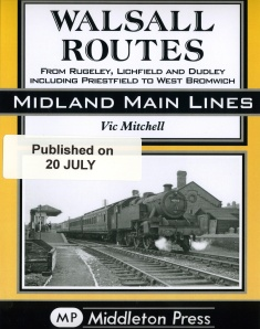 Walsall Routes - MP  200713002