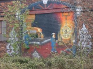 deeleys castings mural