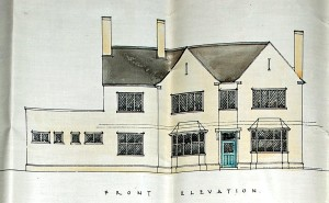 Hussey Arms Building Plan