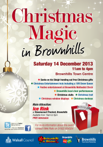 Christmas_Magic_Brownhills_Poster