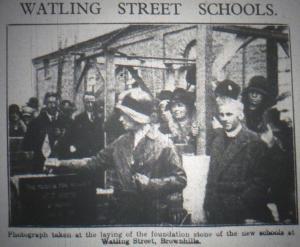Watling st school
