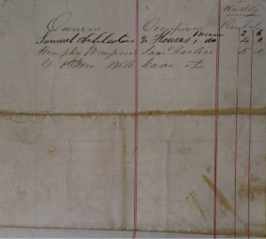 1865 Application for Water Supply1