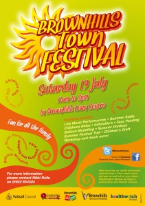 Brownhills_Town_Festival_Poster