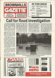 Brownhills Gazette January 1990 issue 4_000001
