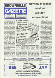 Brownhills Gazette August 1990 issue 11_000001