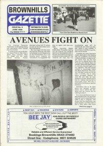 Brownhills Gazette June 1990 issue 9_000001