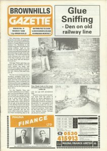 Brownhills Gazette March 1990 issue 6_000001