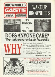 Brownhills Gazette October 1990 issue 13_000001