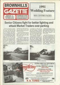 Brownhills Gazette Fbruary 1991 issue 17_000001