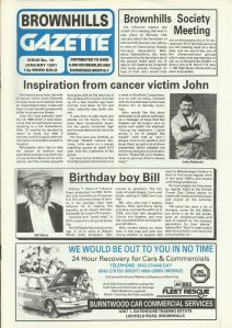 Brownhills Gazette January 1991 issue 16_000001