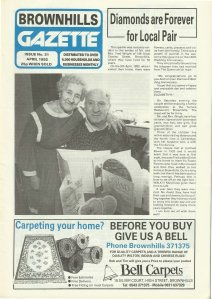 Brownhills Gazette April 1992 issue 31_000001