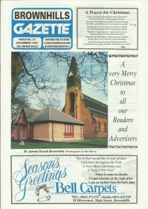 Brownhills Gazette December 1991 issue 27_000001
