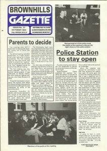 Brownhills Gazette October 1992 issue 37_000001