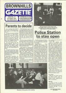 Brownhills Gazette October 1992 issue 37_000001