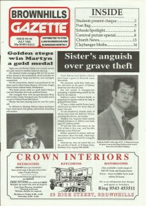 Brownhills Gazette July 1993 issue 46_000001