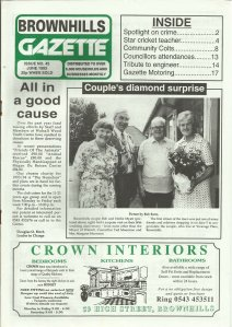 Brownhills Gazette June 1993 issue 45_000001