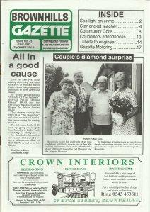 Brownhills Gazette June 1993 issue 45_000001