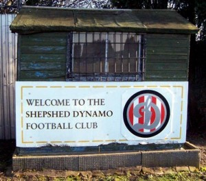 shepshed shed