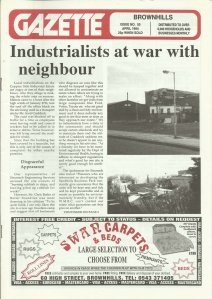 Brownhills Gazette April 1994 issue 55_000001
