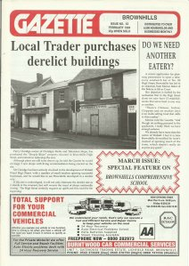 Brownhills Gazette February 1994 issue 53_000001