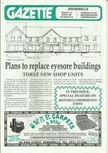 Brownhills Gazette March 1994 issue 54_000001