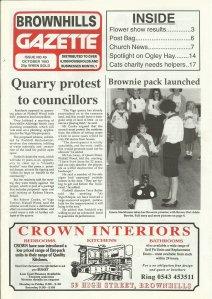 Brownhills Gazette October 1993 issue 49_000001