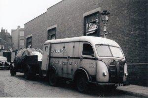 Collins parcel service ww2