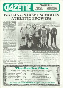 Brownhills Gazette April 1995 issue 67_000001