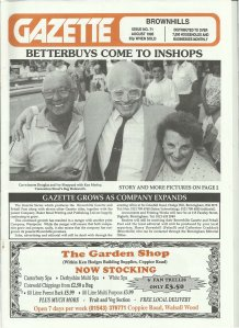 Brownhills Gazette August 1995 issue 71_000001