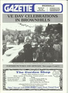 Brownhills Gazette May 1995 issue 68_000001