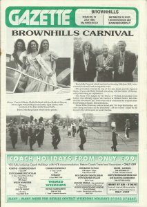 Brownhills Gazette July 1995 issue 70_000001