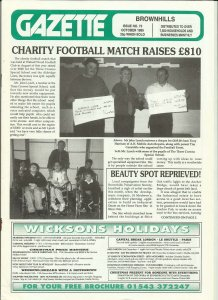 Brownhills Gazette October 1995 issue 73_000001