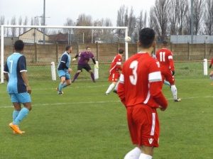 Close shave for Long Eaton's keeper
