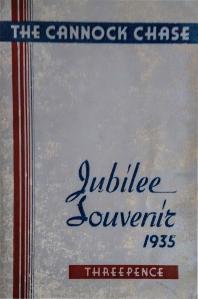Cannock Chase Jubilee Souvenir 1935_000001