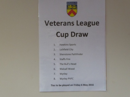 Interesting to learn of another League Cup , which Walsall Wood won last season.