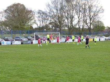 Highgate turn up the pressure in the second half