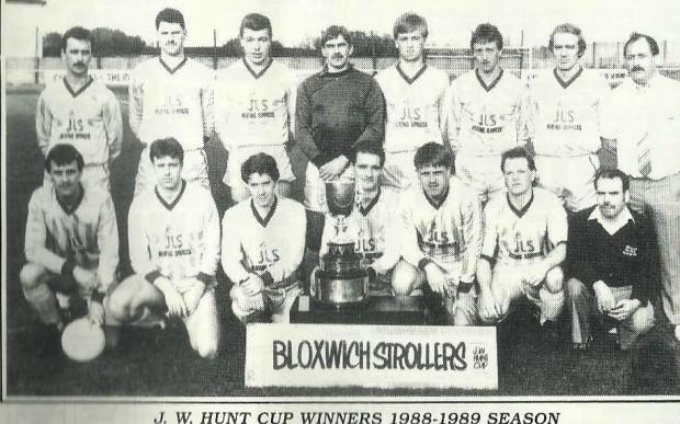 bloxwich strollers 1989-1