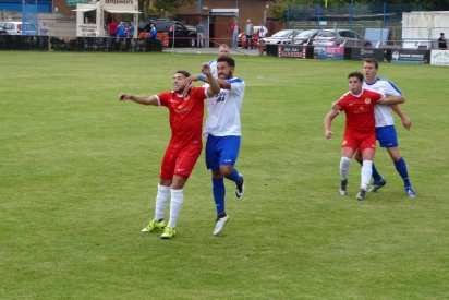 Some noteworthy tussles characterised the match