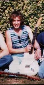Roger Mosedale (Summer  1975)