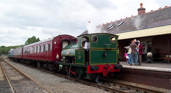 brownhills_west_station