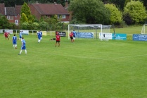 The only goal of the match - and a well deserved goal.. to AFC Wulves
