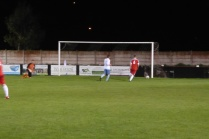 The feast of goals continues..Goal to the Wood in the final moments of this match