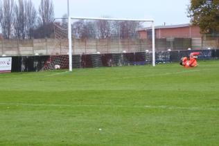 Goal to Shawbury. Game on