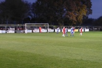 Goal to Shawbury makes for painful spectating for home fans, again